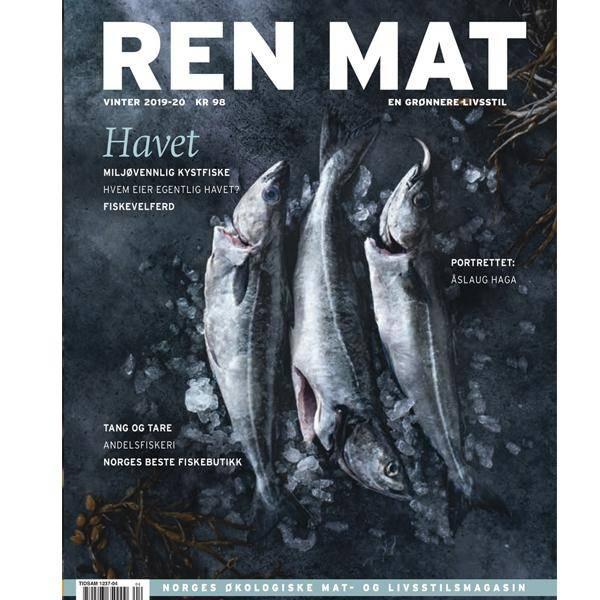 Bilde av Ren Mat magasinet 2019 Vinter Havet
