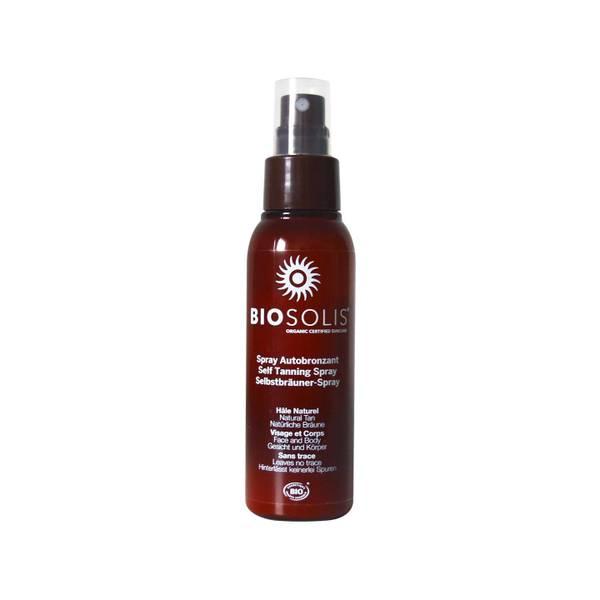 Bilde av BIOSOLIS Self-Tanning Moisturizing Spray 100 ml