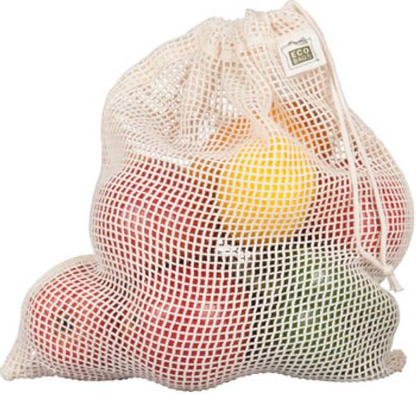 Bilde av ECOBAGS® 3x Øko Nettingpose Large