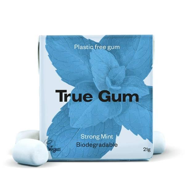 Bilde av True Gum Strong Mint