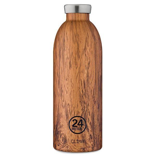 Bilde av 24Bottles Clima 850 ml Sequoia Wood