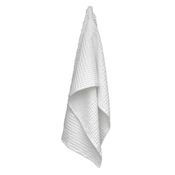 Bilde av Big Waffle Medium Towel Natural White *1 igjen*