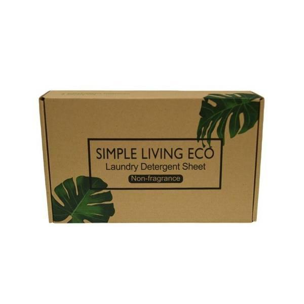 Bilde av Simple Living Eco - Laundry sheets - Non-fragrance